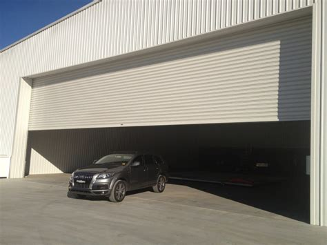 Large Overhead Doors Large Overhead Doors 36 X 68 Newport Garage The Barn Yard Great Country Garages Large Factory