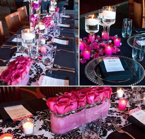 Hochzeitsdeko Kerzen by Pink Hochzeit And On