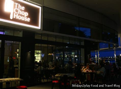 the chop house the chop house at vivocity 365days2play lifestyle food travel