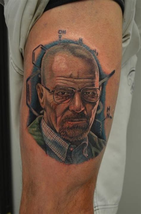 breaking bad tattoo breaking bad tattoos