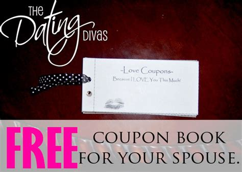 Coupon Booklet   Amazing Homemade Coupon Booklet with