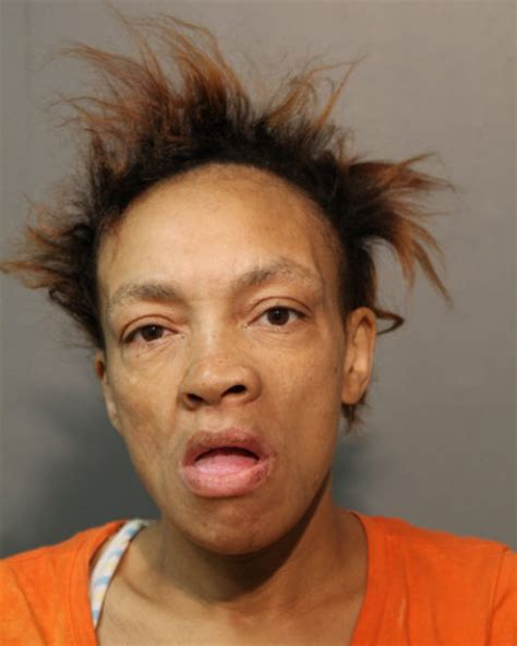 Chicago Arrest Records Mugshots Tyia R Talford Inmate 17396332 Cook County Near