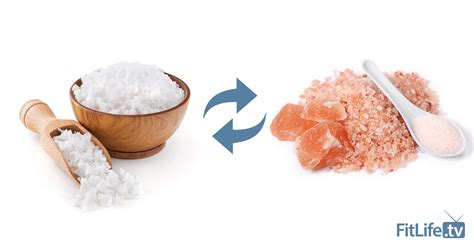 Himalayan Sea Salt Ls by 12 Things That Happen When You Table Salt For Himalayan Salt