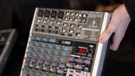 Mixer Behringer Xenyx X1204usb behringer mixers xenyx 1204usb x1204usb