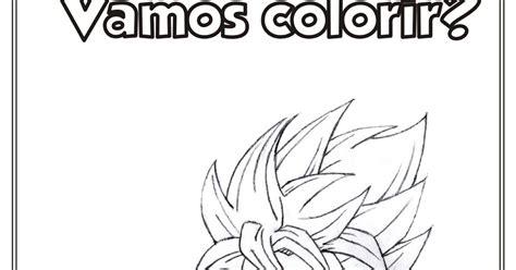 os melhores desenhos para colorir do dragon ball z s o imagens para desenho dragon ball z para colorir riscos para colorir