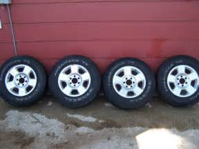Tires And Rims For Ford F150 Stock 20 Rims And Tire Size Ford F150 Forum Community