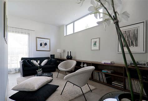 bauhaus living room bauhaus inspired home contemporary family room other metro by christine white design