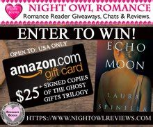 Echo Moon A Ghost Gifts Novel owl