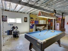 backyard man cave australia s man caves on the market daily mail online