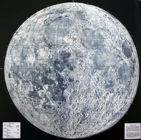 moon map image gallery nasa moon map