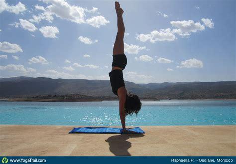 boat pose to handstand handstand yoga pose asana image by raphaellarose