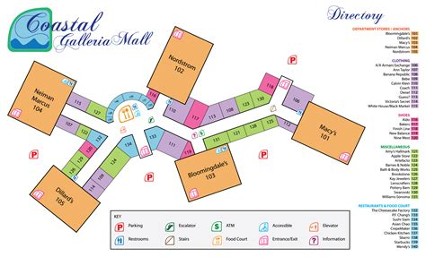 layout of polaris mall 301 moved permanently