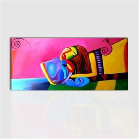 dipinto moderno colorato  arredo  raffigurazione