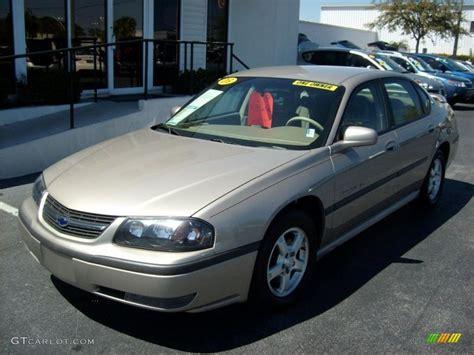 ls impala 2003 sandrift metallic chevrolet impala ls 46936720