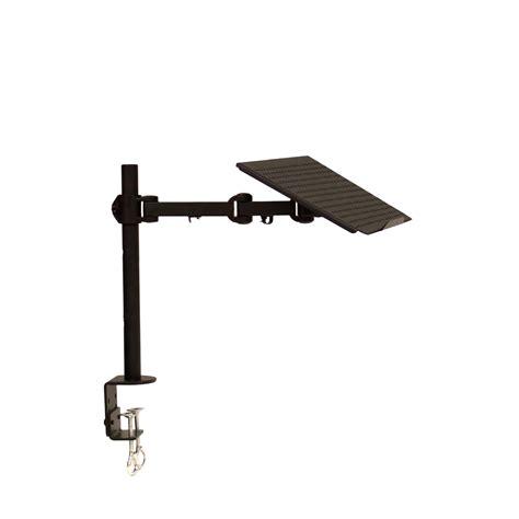 desk laptop mount laptop mount for desk 28 images tygerclaw lcd6001