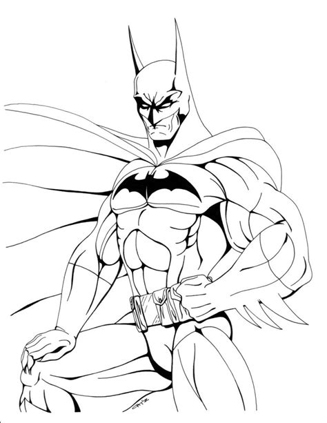 cool batman coloring pages batman the dark knight 2 by eso2001 on deviantart