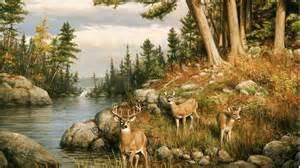 deer wall mural gallery for gt hunting wall murals
