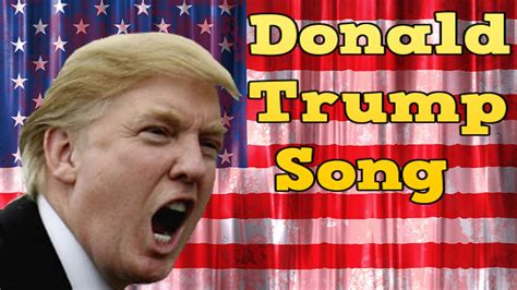 official donald trump song youtube