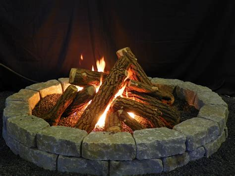 fake fireplace logs with lights fake logs gas fireplace fireplace designs