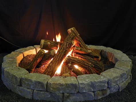 logs gas fireplace fireplace designs