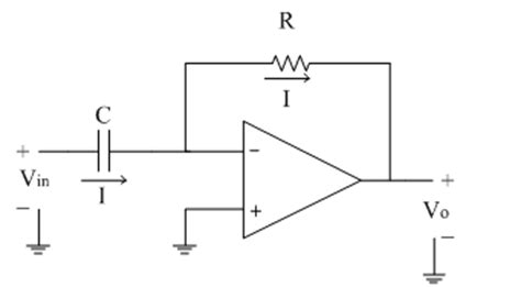 capacitor resistor differentiator circuit capacitor resistor differentiator circuit 28 images op