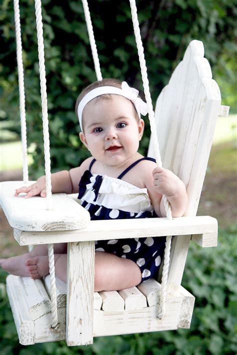 wooden swing for baby 25 best ideas about wooden swings on pinterest swing by