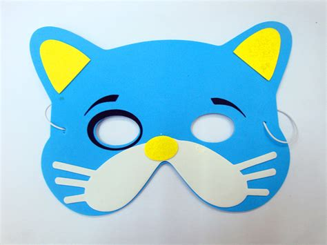 Masker Animal Asli anak masker dengan hewan kartun penilan penjualan