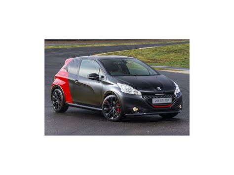 peugeot 208 gti 30th anniversary peugeot 208gti 30th anniversary drive review