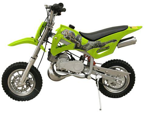 green dirt bike 49cc 50cc green 2 stroke gas motorized mini dirt bike