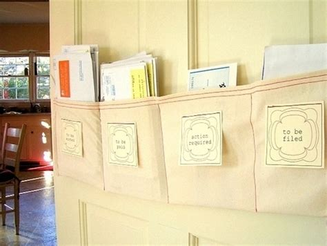 diy home sweet home 5 inspiring mail organizers