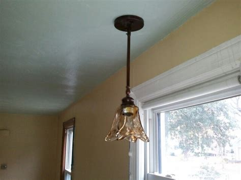 pendant light kitchen sink