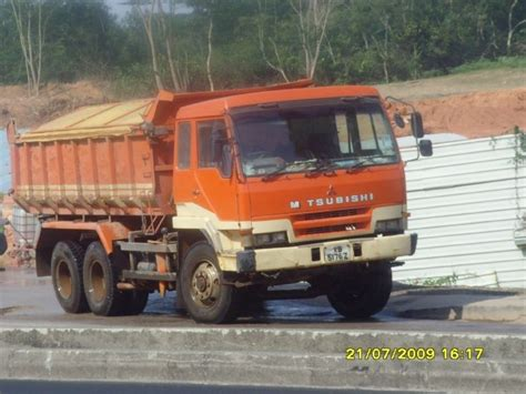 Truck Photos Mitsubishi Fuso Dump Truck