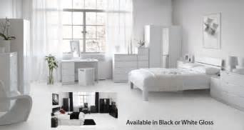 Italian Modern Bedrooms Alpine And Orient Gloss Bedroom Furniture