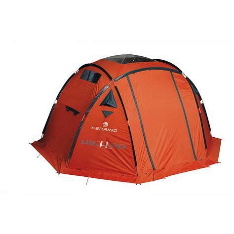 tende alta montagna tenda co base