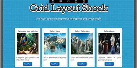 create new layout in wordpress grid layout shock a new plugin for wordpress to create