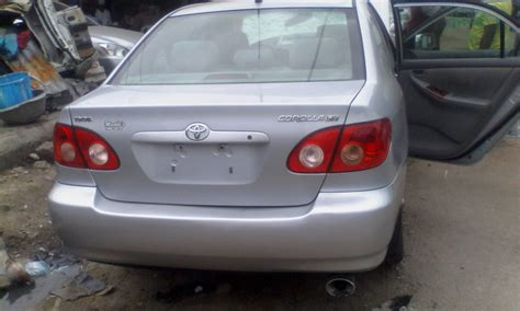 Scrollfieldent Foreign Used Toyota Corolls Petrol For