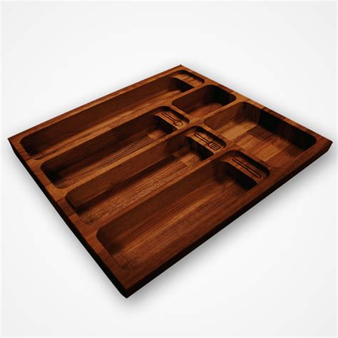 Knife Drawer Inserts by All About Solid Wood Cutlery Trays A Worktop Express