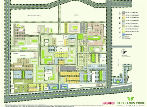 layout plan sector 56 faridabad layout plan of sector 77 faridabad residential communities