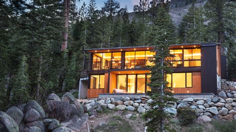 sierra nevada house 25 of the most beautiful california houses and their stories
