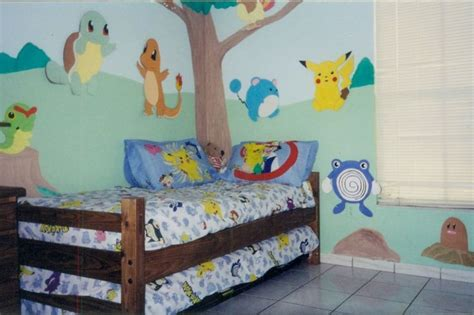 pokemon themed bedroom pokemon room o o lucky kid the next generation pinterest