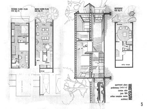 Philadelphia Row Home Floor Plan With Garage by Narrow Row House Floor Plans Search Row House