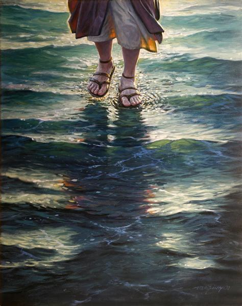 rock the boat jesus ps bible ministry walking on water