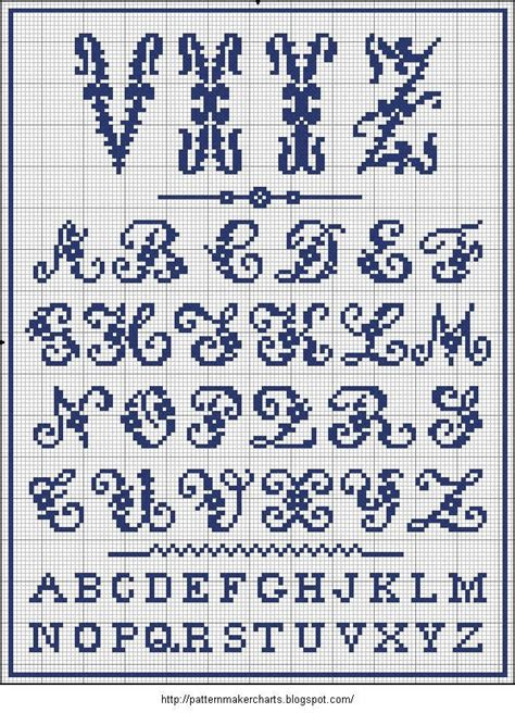 pattern of english letter 196 best images about colorwork charts alphabets on