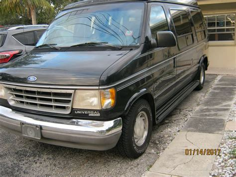 security system 1994 ford e series user handbook service manual automobile air conditioning service 1994 ford econoline e150 security system