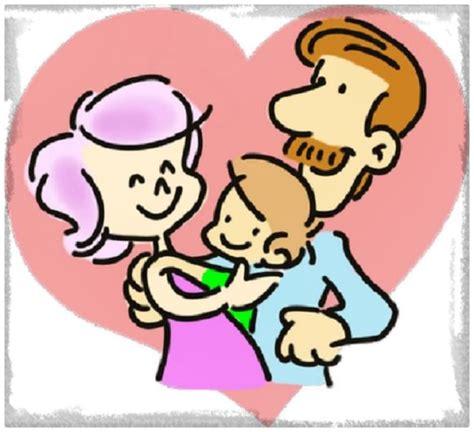 imagenes que representen valores familiares imagenes de una familia feliz en caricatura archivos