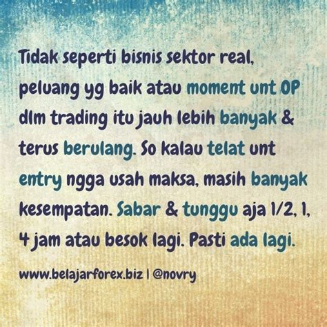 Trading Quote 02 ? Psikologi Trading & Money Managament