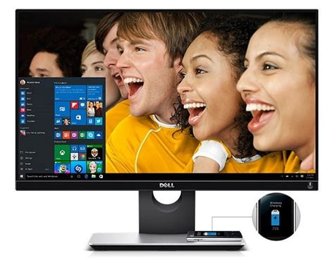 Sell Dell Promotional Gift Card - buy a dell 23 quot monitor with wireless charging stand for 170 99 shipped and get a 100
