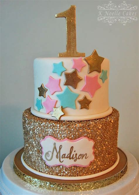 St  Ee  Birthday Ee    Ee  Cake Ee   Withle Little Star Theme By K