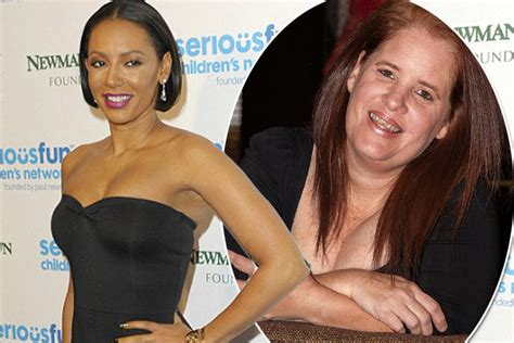 christa parker claims she had a five year affair with mel b meet the woman who claims she had a five year affair with