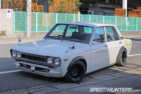 datsun 510 parts a side project miura s datsun 510 speedhunters